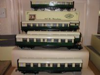 Ace Trains Tourist Excursion Set